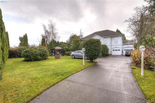 Photo 1: C 6599 Central Saanich Rd in VICTORIA: CS Tanner Single Family Detached for sale (Central Saanich)  : MLS®# 802456