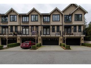 "Photo 18: 102 2580 LANGDON Street in Abbotsford: Abbotsford West Townhouse for sale in ""The Brownstone"" : MLS®# R2337361"