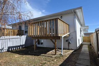 Photo 1: B 10018 99 Street: Morinville Townhouse for sale : MLS®# E4142902