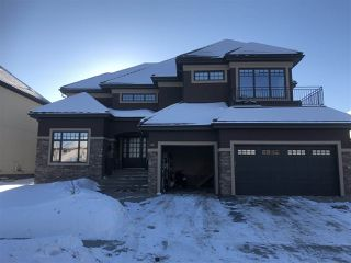Photo 1: 2457 Cameron Ravine Dr in Edmonton: Zone 20 House for sale : MLS®# E4144971