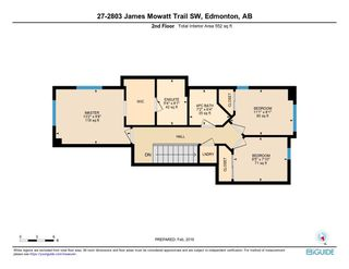 Photo 16: 27 2803 JAMES MOWATT Trail in Edmonton: Zone 55 Townhouse for sale : MLS®# E4146448