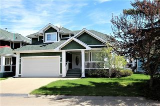Main Photo: 120 Marina Bay Court in Sylvan Lake: SL Marina Bay Residential for sale : MLS®# CA0162822