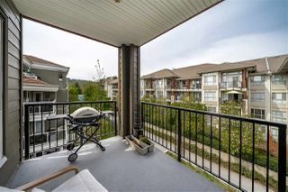 "Photo 18: 305 2473 ATKINS Avenue in Port Coquitlam: Central Pt Coquitlam Condo for sale in ""VALORE ON THE PARK"" : MLS®# R2362970"