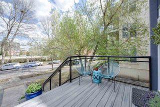 Photo 30: 9842 112 Street in Edmonton: Zone 12 House Half Duplex for sale : MLS®# E4157020