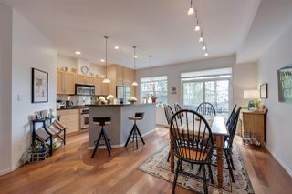 Photo 8: 9842 112 Street in Edmonton: Zone 12 House Half Duplex for sale : MLS®# E4157020