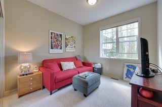 Photo 20: 9842 112 Street in Edmonton: Zone 12 House Half Duplex for sale : MLS®# E4157020