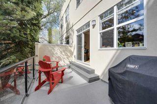 Photo 12: 9842 112 Street in Edmonton: Zone 12 House Half Duplex for sale : MLS®# E4157020