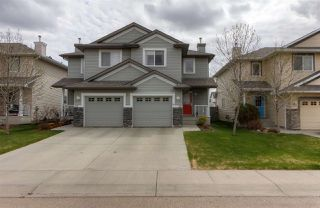Main Photo: 1671 Melrose Place in Edmonton: Zone 55 House Half Duplex for sale : MLS®# E4157460