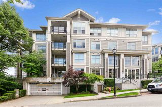 Photo 1: 106 240 FRANCIS Way in New Westminster: Fraserview NW Condo for sale : MLS®# R2372525