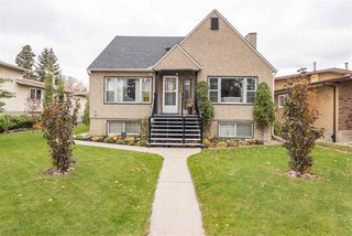 Photo 1: 9846 74 Avenue in Edmonton: Zone 17 House for sale : MLS®# E4176731