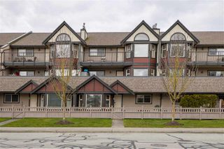 "Photo 1: A107 4811 53 Street in Delta: Hawthorne Condo for sale in ""Ladner Pointe"" (Ladner)  : MLS®# R2448968"