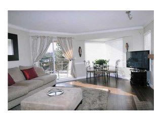 "Photo 3: 316 1215 LANSDOWNE Drive in Coquitlam: Upper Eagle Ridge Townhouse for sale in ""SUNRIDGE ESTATES"" : MLS®# V871918"