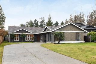 Photo 1: 1549 133A ST in Surrey: House for sale (Crescent Bch Ocean Pk.)  : MLS®# F1028631
