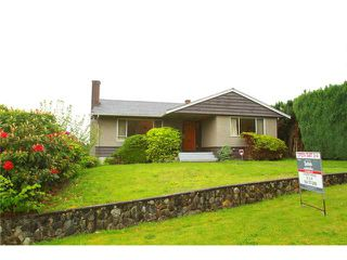 Photo 1: 8007 BRADLEY AV in Burnaby: South Slope House for sale (Burnaby South)  : MLS®# V1007040