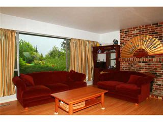Photo 2: 8007 BRADLEY AV in Burnaby: South Slope House for sale (Burnaby South)  : MLS®# V1007040