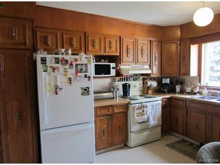 Photo 6: 179 Leahcrest Crescent in WINNIPEG: Maples / Tyndall Park Residential for sale (North West Winnipeg)  : MLS®# 1321899