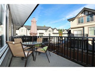 """Photo 18: 60 7090 180TH Street in Surrey: Cloverdale BC Townhouse for sale in """"THE BOARDWALK"""" (Cloverdale)  : MLS®# F1323453"""