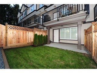 """Photo 19: 60 7090 180TH Street in Surrey: Cloverdale BC Townhouse for sale in """"THE BOARDWALK"""" (Cloverdale)  : MLS®# F1323453"""