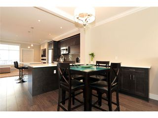 """Photo 8: 60 7090 180TH Street in Surrey: Cloverdale BC Townhouse for sale in """"THE BOARDWALK"""" (Cloverdale)  : MLS®# F1323453"""