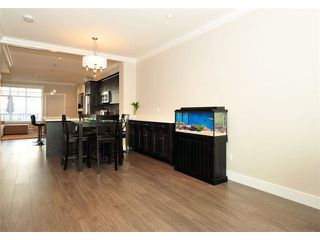 """Photo 9: 60 7090 180TH Street in Surrey: Cloverdale BC Townhouse for sale in """"THE BOARDWALK"""" (Cloverdale)  : MLS®# F1323453"""