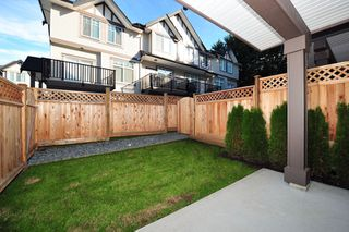 "Photo 26: 60 7090 180TH Street in Surrey: Cloverdale BC Townhouse for sale in ""THE BOARDWALK"" (Cloverdale)  : MLS®# F1323453"