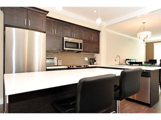 """Photo 6: 60 7090 180TH Street in Surrey: Cloverdale BC Townhouse for sale in """"THE BOARDWALK"""" (Cloverdale)  : MLS®# F1323453"""