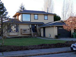 Photo 1: 7320 DECOURCY Crescent in Richmond: Quilchena RI House for sale : MLS®# V1041741