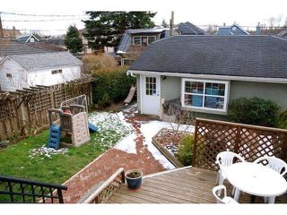 Photo 10: 4168 W. 15th. Ave. Vancouver in B.C.: Point Grey Home for sale ()