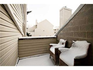 Photo 13: 175 77 GLAMIS Green SW in CALGARY: Glamorgan Townhouse for sale (Calgary)  : MLS®# C3605788