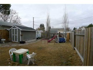 Photo 20: 18 BEAVER DAM Place NE in CALGARY: Thorncliffe Residential Attached for sale (Calgary)  : MLS®# C3611407