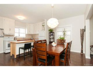 Photo 8: 554 Beverley Street in WINNIPEG: West End / Wolseley Residential for sale (West Winnipeg)  : MLS®# 1410900
