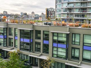 "Photo 8: 407 138 W 1ST Avenue in Vancouver: False Creek Condo for sale in ""WALL CENTRE FALSE CREEK"" (Vancouver West)  : MLS®# V1065874"