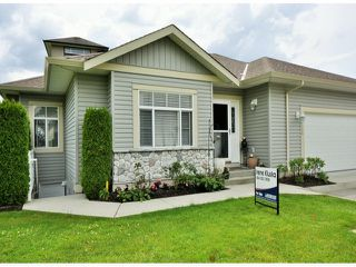 """Photo 1: 128 33751 7TH Avenue in Mission: Mission BC House for sale in """"HERITAGE PARK"""" : MLS®# F1413458"""