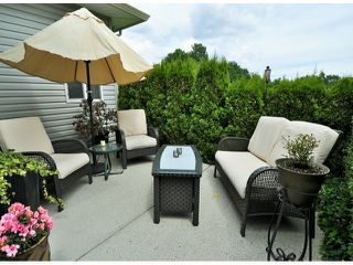 """Photo 15: 128 33751 7TH Avenue in Mission: Mission BC House for sale in """"HERITAGE PARK"""" : MLS®# F1413458"""