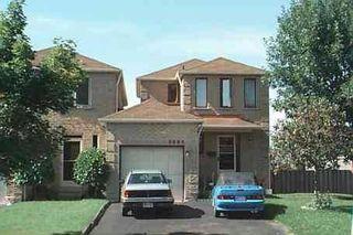 Main Photo: 5005 Salishan Circle in Mississauga: Hurontario House (2-Storey) for lease : MLS®# W3026879