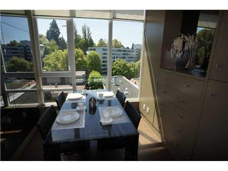 """Photo 3: 901 1468 W 14TH Avenue in Vancouver: Fairview VW Condo for sale in """"AVEDON"""" (Vancouver West)  : MLS®# V1087489"""