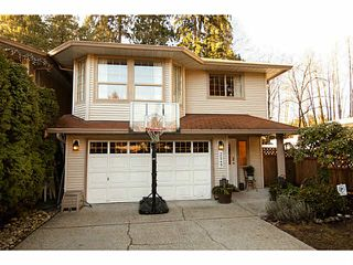 Main Photo: 3249 LANCASTER Street in Port Coquitlam: Central Pt Coquitlam House 1/2 Duplex for sale : MLS®# V1102102