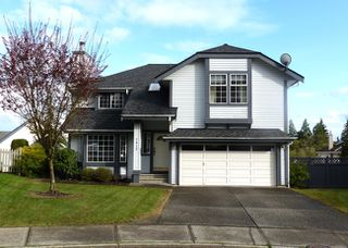 Photo 1: 1415 Mountainview Crt in Coquitlam: Home for sale