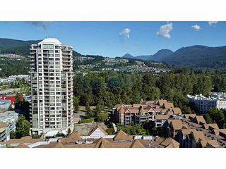 "Main Photo: 1108 3070 GUILDFORD Way in Coquitlam: North Coquitlam Condo for sale in ""LAKE SIDE TERRACE"" : MLS®# V1128211"