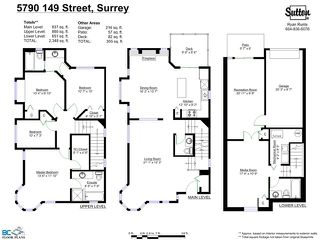 "Photo 19: 5790 149TH Street in Surrey: Sullivan Station House for sale in ""PANORAMA VILLAGE"" : MLS®# F1444587"