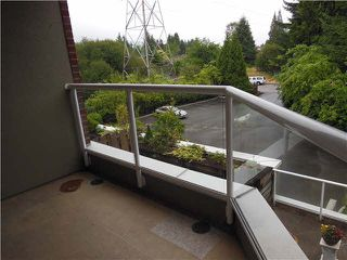 """Photo 12: 216 2020 CEDAR VILLAGE Crescent in North Vancouver: Westlynn Condo for sale in """"KIRKSTONE GARDENS"""" : MLS®# V1131813"""