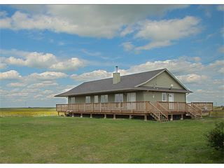Photo 1: 155013 B Range Road 275: Rural Willow Creek M.D. House for sale : MLS®# C4019954