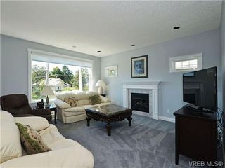 Photo 8: 845 Rogers Way in VICTORIA: SE High Quadra Single Family Detached for sale (Saanich East)  : MLS®# 709072