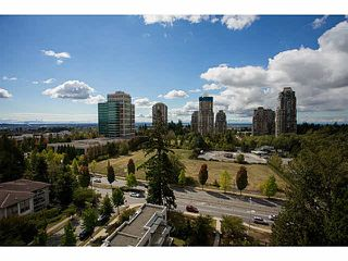 "Photo 2: 1608 7088 18TH Avenue in Burnaby: Edmonds BE Condo for sale in ""PARK 360"" (Burnaby East)  : MLS®# V1142763"