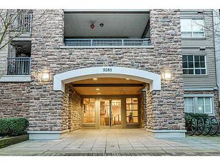Photo 1: 113 9283 GOVERNMENT Street in Burnaby: Government Road Condo for sale (Burnaby North)  : MLS®# R2002532