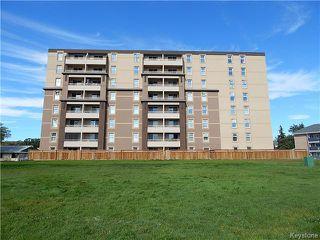 Photo 1: 180 Beliveau Road in WINNIPEG: St Vital Condominium for sale (South East Winnipeg)  : MLS®# 1526053