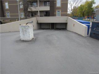 Photo 16: 180 Beliveau Road in WINNIPEG: St Vital Condominium for sale (South East Winnipeg)  : MLS®# 1526053