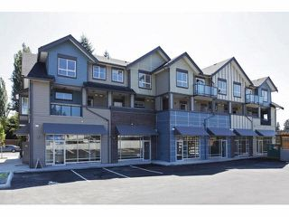 "Photo 1: 230 32095 HILLCREST Avenue in Abbotsford: Abbotsford West Townhouse for sale in ""Cedar Park Plaza"" : MLS®# R2019274"