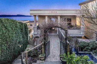 Photo 1: 15352 VICTORIA Avenue: White Rock House for sale (South Surrey White Rock)  : MLS®# R2022823