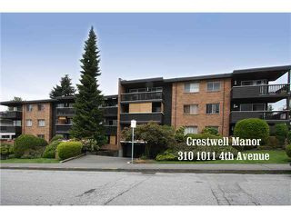 Main Photo: 310 1011 FOURTH AVENUE in : Uptown NW Condo for sale : MLS®# V899675